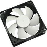 Cooltek Silent Fan 92 PWM 92x92x25mm 500-1800 U/min 19.6 dB(A) schwarz/weiß