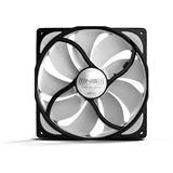 Noiseblocker NB-eLoop B14-PS 140x 140x 29mm 300-1200 U/min 24.2 dB(A) schwarz/weiß