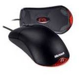 Microsoft Wheel MO Optische Maus Schwarz PS2/USB