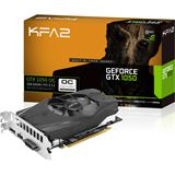 2GB KFA2 GeForce GTX 1050 OC Aktiv PCIe 3.0 x16 (Retail)