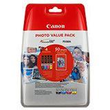 Canon Tinte CLI-551 XL 6443B006 schwarz, cyan, magenta, gelb