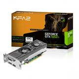 4GB KFA2 GeForce GTX 1050 Ti OC Low Profile Aktiv PCIe 3.0 x16 (Retail)