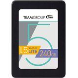 "240GB TeamGroup L5 Lite 2.5"" (6.4cm) SATA 6Gb/s 3D-NAND TLC (T2535T240G0C101)"