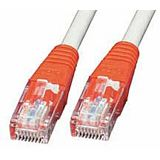 (€8,45*/1m) 2.00m Lindy Cat. 6 Crossoverkabel UTP RJ45 Stecker