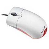 Microsoft Wheel MO Optische Maus Weiß PS2/USB