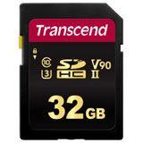 32GB Transcend SDXC Ultimate 700S Class10, V90