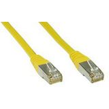 (€0,50*/1m) 30.00m InLine Cat. 6 Patchkabel S/FTP PiMF RJ45