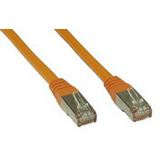 (€0,46*/1m) 30.00m InLine Cat. 6 Patchkabel S/FTP PiMF RJ45