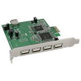 InLine 76613 5 Port PCIe x1 retail