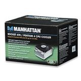 Manhattan P4 Aluminium Intel S478