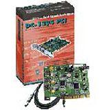 Dawicontrol DC-1394 3 Port PCIe x1 interner Stromanschluss/inkl. Low