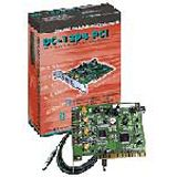 Dawicontrol DC-1394 3 Port PCIe x1 inkl. Low Profile Slotblech bulk