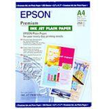 Epson Premium Inkjet Plain Paper A4, 80g, 250 Blatt