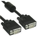 (€3,45*/1m) 2.00m InLine S-VGA Anschlusskabel doppelt geschirmt