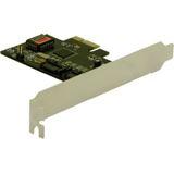 Delock 70137 2 Port PCIe x1 retail