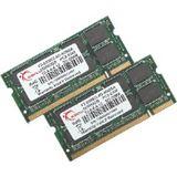 4GB G.Skill SA Series DDR2-667 SO-DIMM CL5 Dual Kit