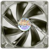 SilenX iXtrema Pro Thermistor 92x92x25mm 800-1600 U/min 6-14 dB(A) chrom