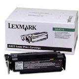 Lexmark Toner 12A4715 Schwarz