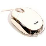 Saitek Notebook Optical Mouse White