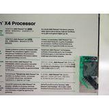 AMD Phenom X4 9550 4x 2.20GHz So.AM2+ BOX