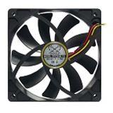 Scythe Slip Stream 120 120x120x25mm 800 U/min 11 dB(A) schwarz