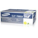 Samsung Toner CLP-Y660A/ELS gelb