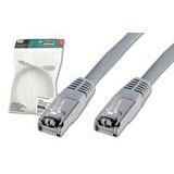 (€0,55*/1m) 20.00m Digitus Cat. 5e Patchkabel FTP RJ45 Stecker