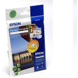 Epson Premium Semigloss Photo S041765 Fotopapier 10x15 cm (50 Blatt)