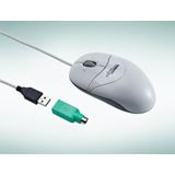 Fujitsu Optical Wheel Mouse Tilt