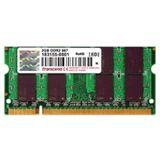 2GB Transcend Value DDR2-667 SO-DIMM CL5 Single