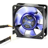 Noiseblocker BlackSilent Fan XR 1R 60x60x25mm 1600 U/min 11 dB(A) schwarz