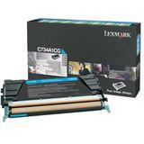 Lexmark Toner 0C734A1CG Cyan