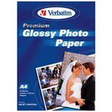 Verbatim Premium Glossy Fotopapier 29.7x21 cm (20 Blatt)