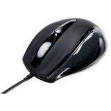 Revoltec W102 USB schwarz (kabelgebunden)