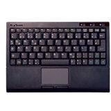 KeySonic ACK-340+ USB Deutsch schwarz (kabelgebunden)