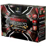 2048MB XFX Radeon HD 5870 850M AMD Edition HD-587A-CNF9 Eyefinity 6