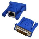 LevelOne DVI Videoempfänger für RJ45 Anschluss (ADE-8001)