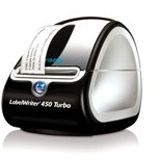 Dymo LabelWriter 450 Turbo Thermotransfer USB 2.0