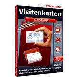 Data Becker BUSINESS CARDS EXTRA STRONG 100 Karten