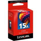 Lexmark Druckkopf mit Tinte 15A 18C2100E schwarz