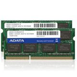 8GB ADATA Supreme Series DDR3-1333 SO-DIMM CL9 Dual Kit
