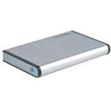 "2.5""(6,35cm) Revoltec RS017 Alu IDE USB 2.0 Silber"