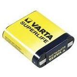 Varta Superlife 3R12 Zink-Kohle Flachbatterie 4.5 V 1er Pack
