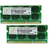 16GB G.Skill Mac Memory DDR3-1333 SO-DIMM CL9 Dual Kit