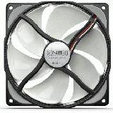 Noiseblocker NB-eLoop S-Series B12-4 120x120x25mm 2400 U/min 34 dB(A) schwarz/weiß