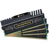32GB Corsair Vengeance schwarz DDR3-1866 DIMM CL9 Quad Kit