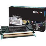 Lexmark corporate Toner C748 cyan