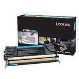 Lexmark corporate Toner X748 cyan