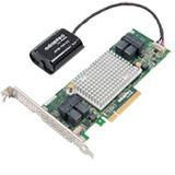 Adaptec RAID 81605ZQ 16 Port PCIe 3.0 x8 Battery Backup Unit / Low