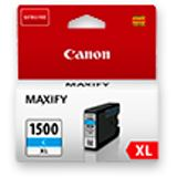 Canon Tinte PGI-1500XL 9193B001 cyan